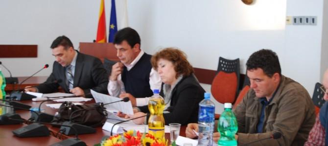 Усвоен деловникот за работа на Локалниот Економски Социјален Совет на општина Струмица
