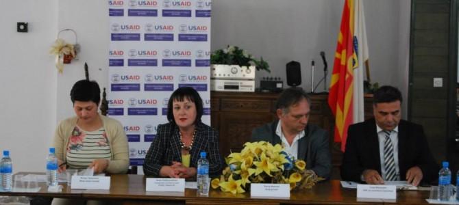 Во Струмица се одржа работилница за практикантство со менторирање