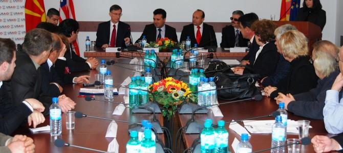 Се одржа првата конститутивна седница на Локалниот Економски Социјален Совет на општина Струмица