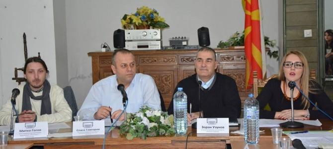 Центарот на заедницата на општина Струмица одржа јавна дебата за волонтерство