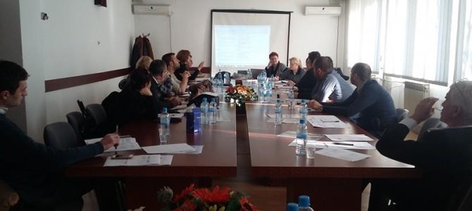 Работната група ја разгледуваше првата работна верзија на Стратегијата за ЛЕР на општина Струмица