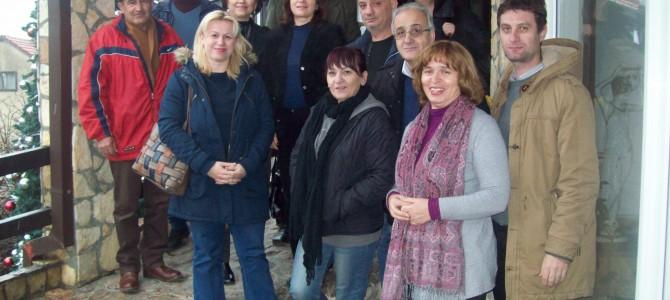 Одржана  работна средба на групата задолжена за изготвување на стратегијата за ЛЕР на Општина Струмица